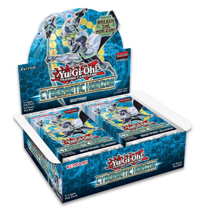 Buy YuGiOh Cybernetic Horizon (24CT) Booster Box in New Zealand.