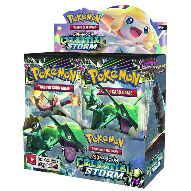 Buy Pokemon Sun and Moon Celestial Storm (36CT) Booster Box