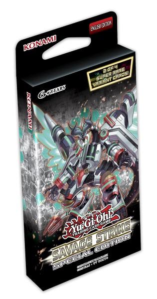 New Yu-Gi-Oh Yugioh Savage Strike Special Edition