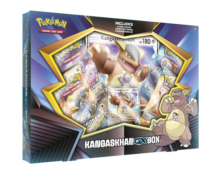 Buy Pokemon Kangaskhan-GX Box in New Zealand.