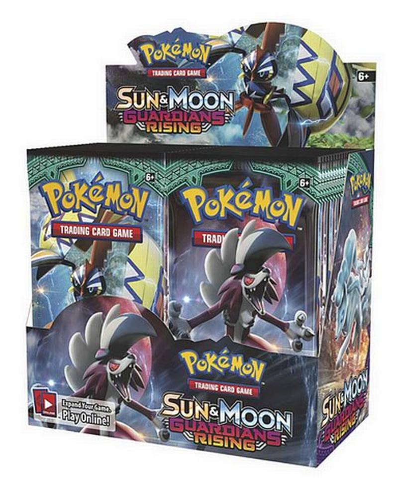 Pokemon Sun and Moon Guardians Rising (36CT) Booster Box
