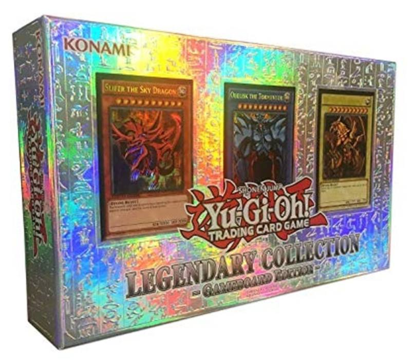 YuGiOh Legendary Collection 1 Reprint