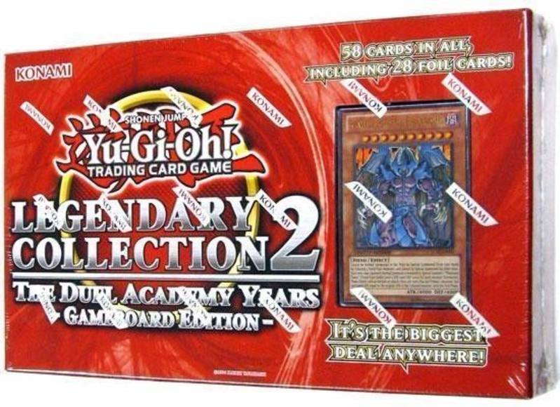YuGiOh Legendary Collection 2 (Reprint)