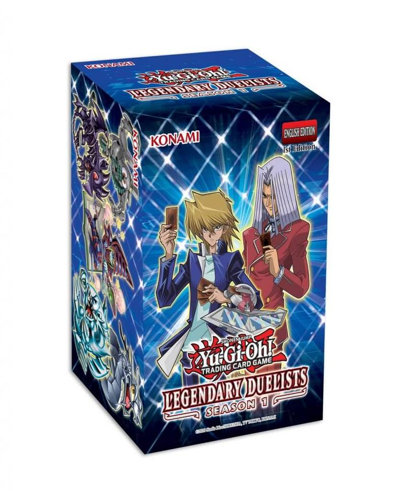 YuGiOh Legendary Duelists Season 1 Box