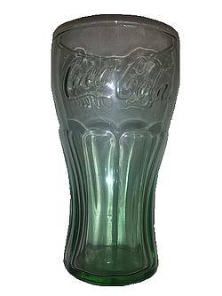 Buy Coca-Cola Green 16oz/473ml Glass in AU New Zealand.