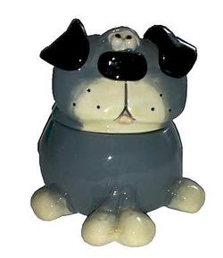 Buy Russ - It's A Dawg's Life Stoneware Trinket Box in AU New Zealand.