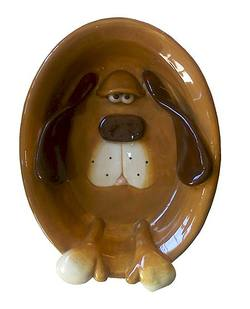Buy Russ - It's A Dawg's Life Candy Dish - Brown in AU New Zealand.