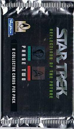 Buy Star Trek Reflections of the Future: Phase Two Trading Cards in AU New Zealand.