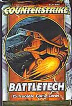 Buy Battletech: Counterstrike Booster in AU New Zealand.