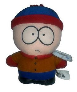 Buy South Park Stan Small Plush Toy in AU New Zealand.