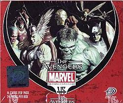 Buy Marvel vs Avengers 24CT Unlimited Ed Booster Box in AU New Zealand.
