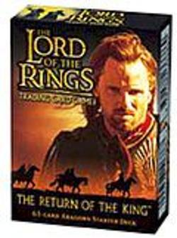 Buy The Return Of The King Starter: Aragorn in AU New Zealand.