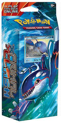 Buy Pokemon XY Primal Clash Theme Deck: Ocean's Core in NZ New Zealand.