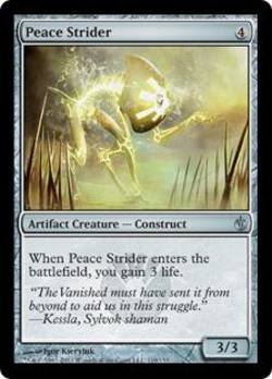 Buy Peace Strider in AU New Zealand.