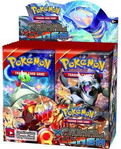 Buy Pokemon XY Primal Clash (36CT) Booster Box in NZ New Zealand.