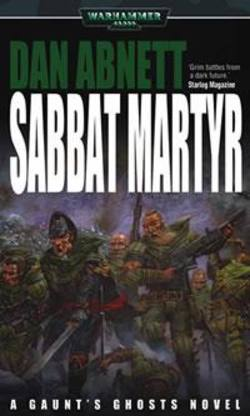 Buy Sabbat Martyr Novel (40K) in AU New Zealand.