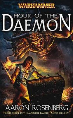 Buy Hour Of The Daemon Novel (WH) in AU New Zealand.