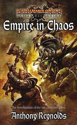 Buy Empire In Chaos Novel (WH) in AU New Zealand.