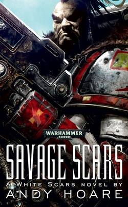 Buy Savage Scars Novel (40K) in AU New Zealand.