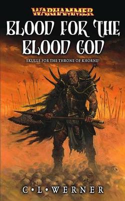 Buy Blood For The Blood God Novel (WH) in AU New Zealand.