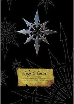 Buy Liber Chaotica HC in AU New Zealand.