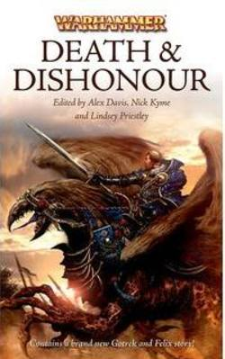 Buy Death & Dishonour Novel (WH) in AU New Zealand.