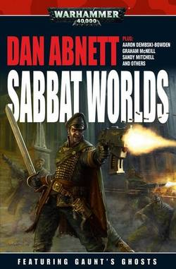 Buy Sabbat Worlds HC Novel (40K)  in AU New Zealand.