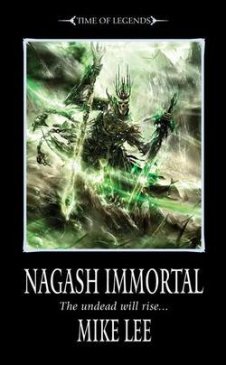 Buy Nagash Immortal Novel (WH) in AU New Zealand.
