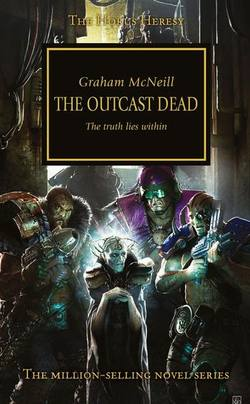 Buy Horus Heresy Book 17: The Outcast Dead Novel (40K) in AU New Zealand.