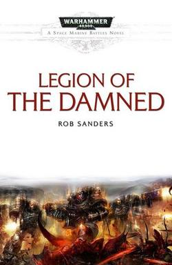 Buy Legion of the Damned Novel (40K) in AU New Zealand.