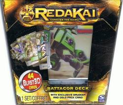 Buy Redakai Battacor Deck in AU New Zealand.