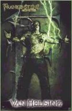 Buy Van Helsing Frankenstein Poster in AU New Zealand.