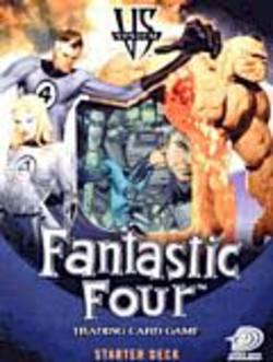 Buy Marvel vs Fantastic Four 2 Player Starter in AU New Zealand.
