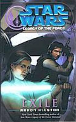 Buy Star Wars: Legacy Of The Force - Exile Pb Novel in AU New Zealand.