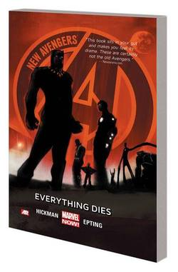 Buy NEW AVENGERS VOL 01 EVERYTHING DIES TP 