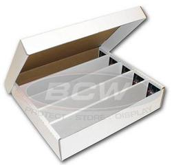Buy 5000 Count Cardboard Super Monster Storage Box in AU New Zealand.
