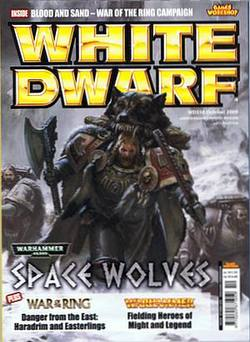 Buy White Dwarf #358 Oct 09  in AU New Zealand.