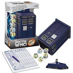 Buy Yahtzee - DR Who Collector's Edition in AU New Zealand.