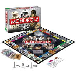 Buy Monopoly - Doctor Who 50th Anniversary in AU New Zealand.