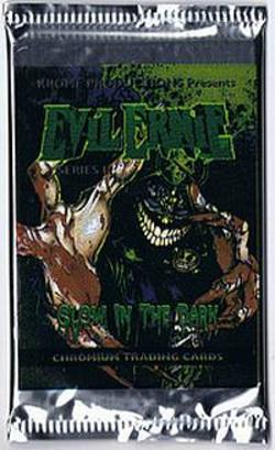 Buy Evil Ernie Series Two Chromium Trading Cards in AU New Zealand.