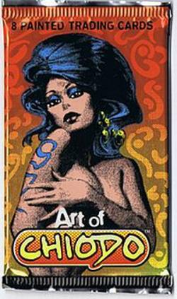 Buy Art of Chiodo Trading Cards in AU New Zealand.