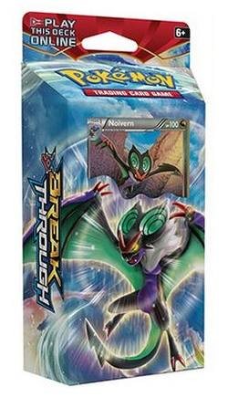 Buy Pokemon XY Break Through Theme Deck: Night Striker in AU New Zealand.
