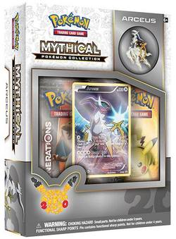 Buy Pokemon Mythical Arceus Collection Box in AU New Zealand.