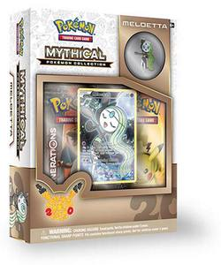 Buy Pokemon Mythical Meldetta Collection Box in AU New Zealand.