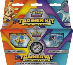 Buy Pokemon Pikachu Libre and Suicune 2-Player Trainer in AU New Zealand.