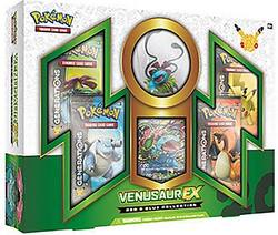Buy Pokemon Red-Blue Venusaur EX Collection Box in AU New Zealand.