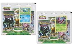 Buy Pokemon XY Fates Collide 3-Pack Blister Set in NZ New Zealand.