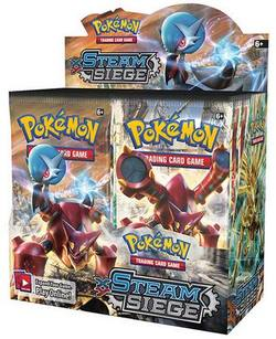 Buy Pokemon XY Steam Siege (36CT) Booster Box in AU New Zealand.