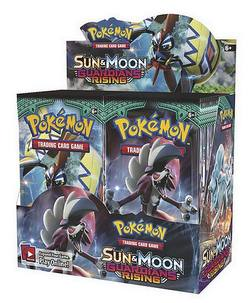 Buy Pokemon Sun and Moon Guardians Rising (36CT) Booster Box in AU New Zealand.