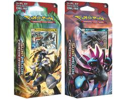 Buy Pokemon Sun and Moon Crimson Invasion Theme Deck Mix in AU New Zealand.